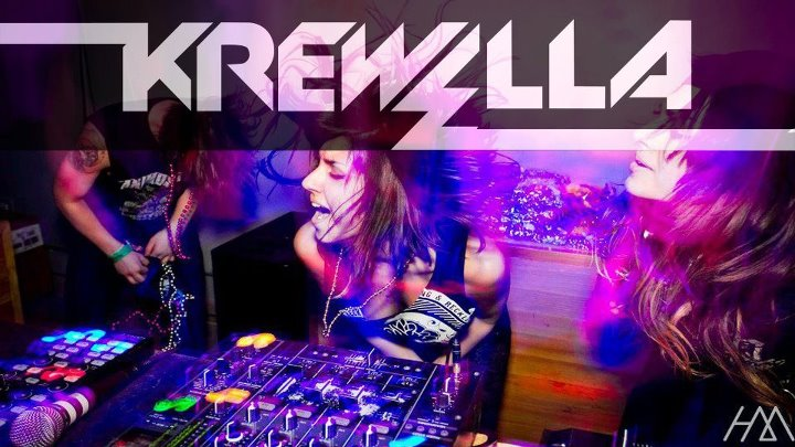 Check out Krewella s sounds Krewella Cover Photos