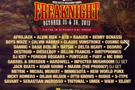Freaknight 2013 PhaseIII