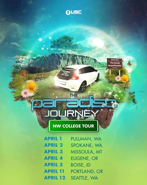 Paradiso-CollegeNWTour2014