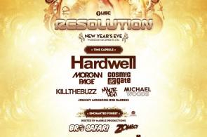 Resolution 2015 - full lineup