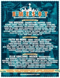Bumbershoot lineup 2015