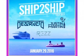 Destructo Ship2Ship tour Foundation Seattle 2015