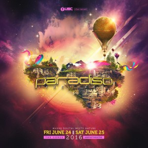 Paradiso 2016 at the Gorge @ Gorge Amphitheatre | Quincy | Washington | United States